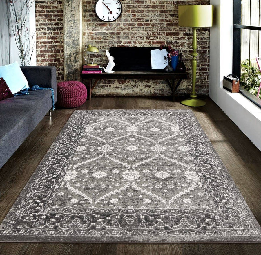 Contemporary Transitional Area Rug Zara 300 - Context USA - Area Rug by MSRUGS