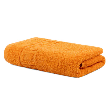Single 100% Cotton Hand/Bath Towel with Color Options - Context USA - Towel by Context