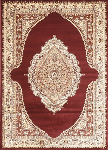 Persian Style Traditional Oriental Medallion Area Rug Empire 650 - Context USA - AREA RUG by MSRUGS