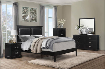 1519BK Bedroom Set