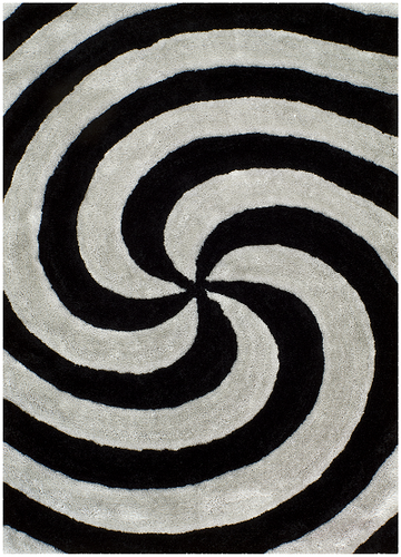 Shaggy 3D 804 Area Rug