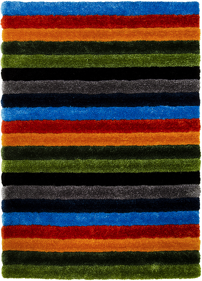 Shaggy 3D 808 Area Rug