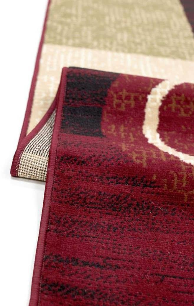 Cylindrical Pattern Area Rug Nairobi 1161 - Context USA - Area Rug by MSRUGS