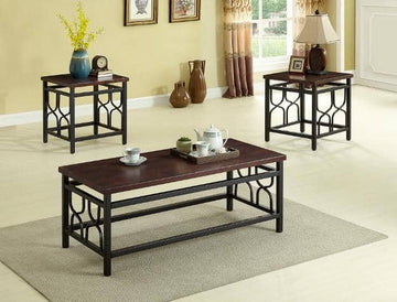 Benjamin 3-Piece Coffee Table Set