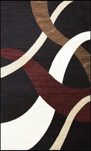 Sequenced Neutral Area Rug Nairobi 1155 - Context USA - Area Rug by MSRUGS