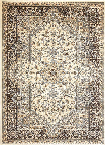Persian Style Traditional Oriental Medallion Area Rug Empire 400 - Context USA - AREA RUG by MSRUGS
