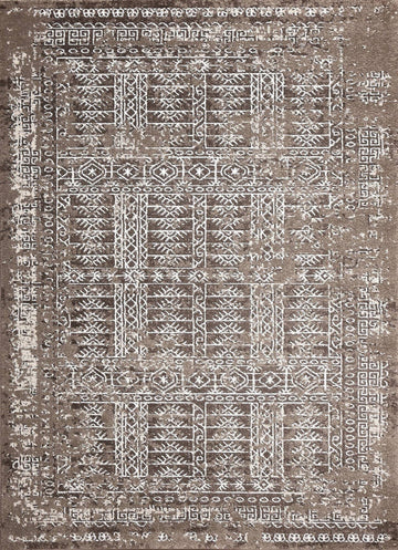 Contemporary Transitional Area Rug Zara 100 - Context USA - Area Rug by MSRUGS