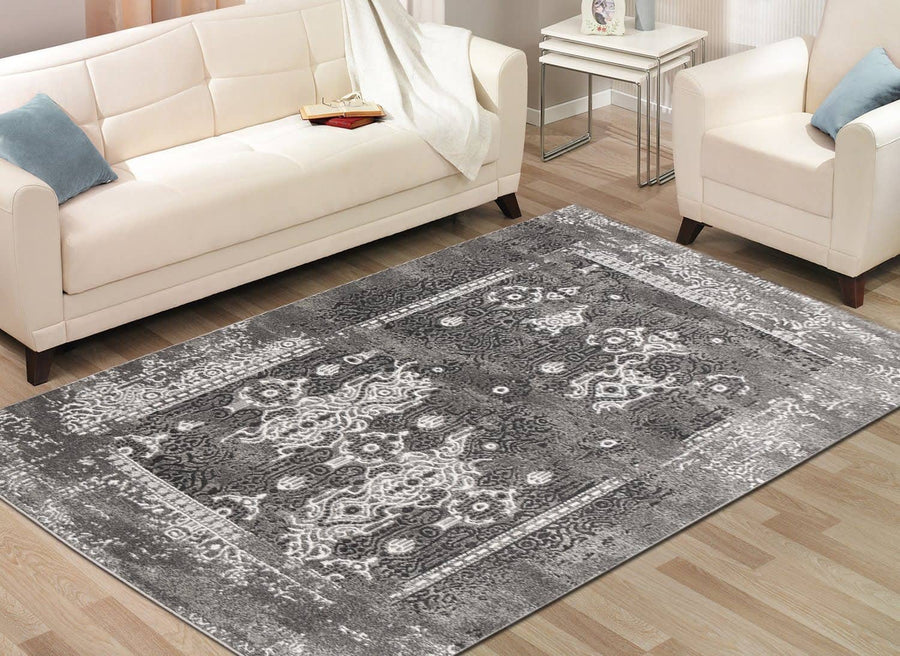 Contemporary Transitional Area Rug Zara 200 - Context USA - Area Rug by MSRUGS