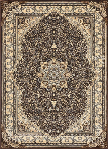 Persian Style Traditional Oriental Medallion Area Rug Empire 700 - Context USA - AREA RUG by MSRUGS