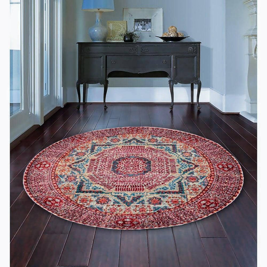 Armenian blend Vintage Area Rug V020A - Context USA - Area Rug by MSRUGS