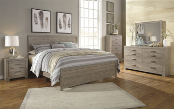 Culverbach 6 piece Bedroom Set