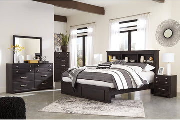 Reylow 6 piece Bedroom Set