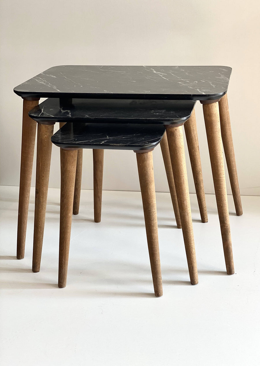 Bendir Modern Nesting Table Set of 3