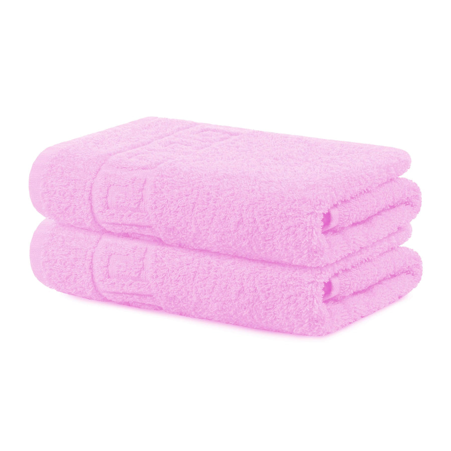 2 Piece 100% Cotton Hand/Bath Towel with Color Options - Context USA - Towel by Context