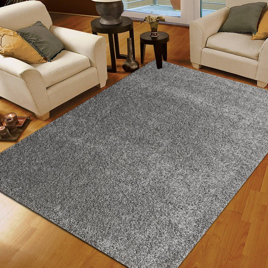 Moon Solid Shag Modern Plush 400 - Context USA - Area Rug by MSRUGS