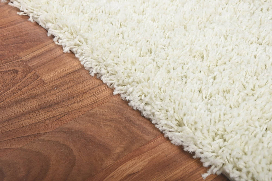 Moon Solid Shag Modern Plush 700 - Context USA - Area Rug by MSRUGS