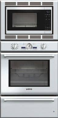 Thermador Masterpiece Series 30 Inch Triple Combination Wall Oven