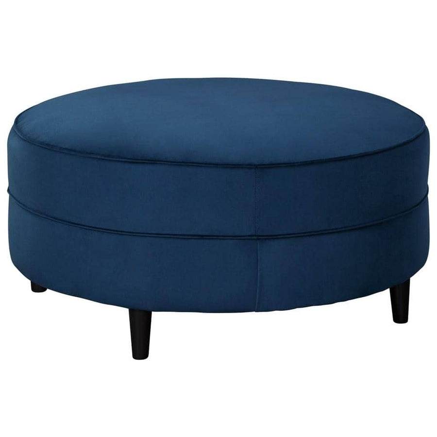 Enderlin Ink Oversized Accent Ottoman
