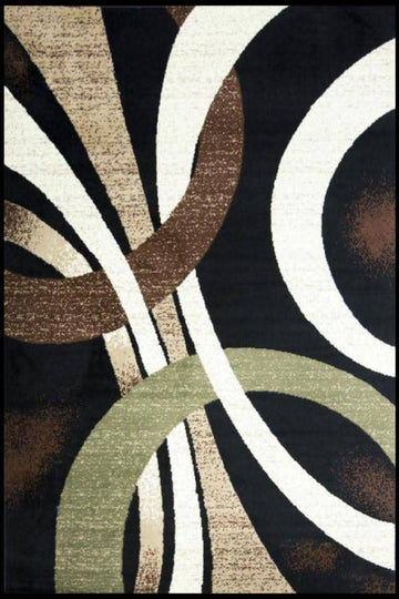 Coleen Abstract Area Rug Nairobi 446 - Context USA - Area Rug by MSRUGS