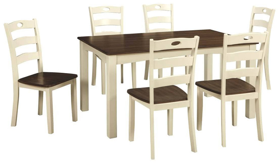 Ashley D335 Dining Set