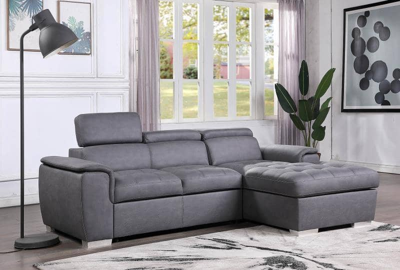 Diego Sectional With Pull-Out Bed