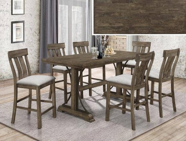 QUINCY COUNTER DINING SET