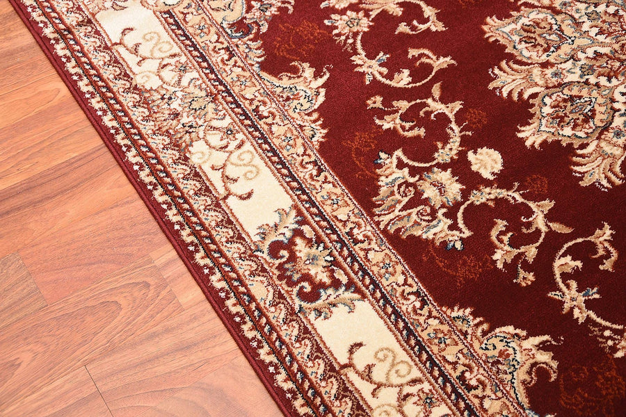 Persian Style Traditional Oriental Medallion Area Rug Empire 350 - Context USA - AREA RUG by MSRUGS