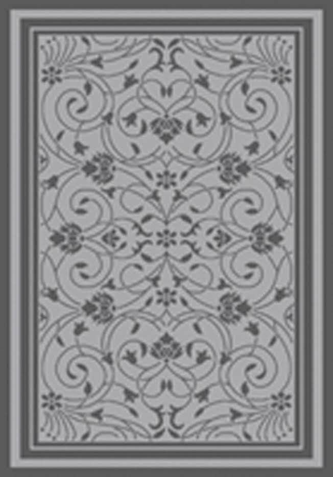 Baroque Indoor/Outdoor Rugs Flatweave Contemporary Patio, Pool, Camp and Picnic Carpets FW 701 - Context USA - Area Rug by MSRUGS