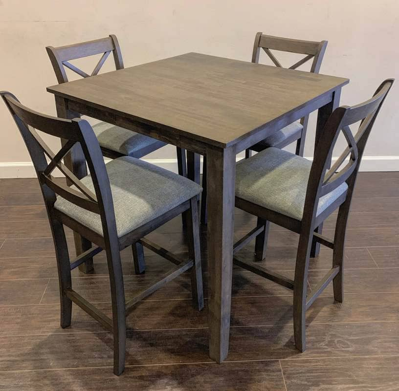 Tahoe Dining Table Grey