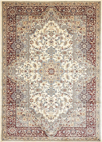 Persian Style Traditional Oriental Medallion Area Rug Empire 500 - Context USA - AREA RUG by MSRUGS