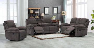 Harper - 3PC Reclining Set