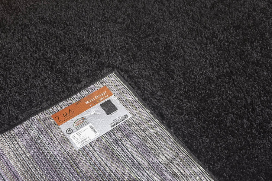 Moon Solid Shag Modern Plush 200 - Context USA - Area Rug by MSRUGS
