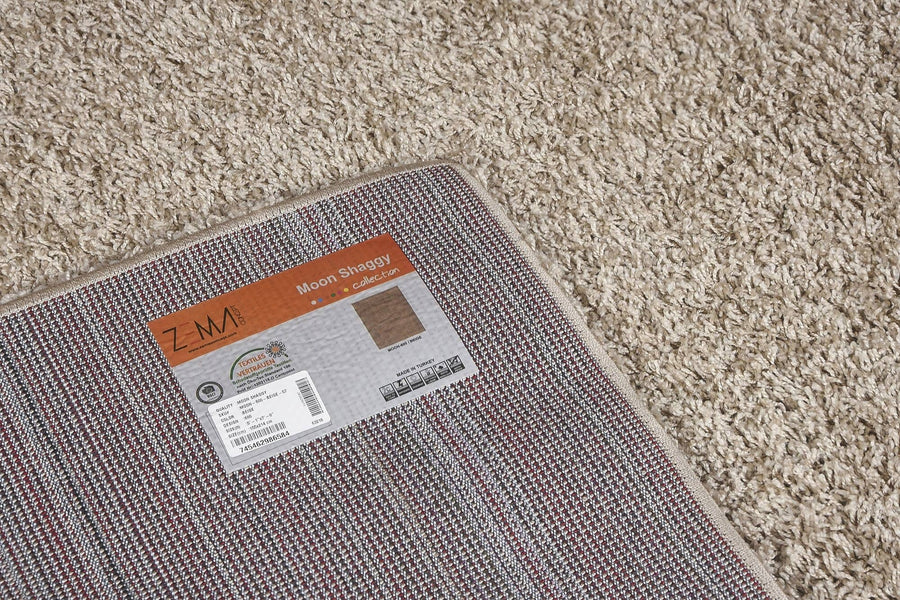 Moon Solid Shag Modern Plush 600 - Context USA - Area Rug by MSRUGS