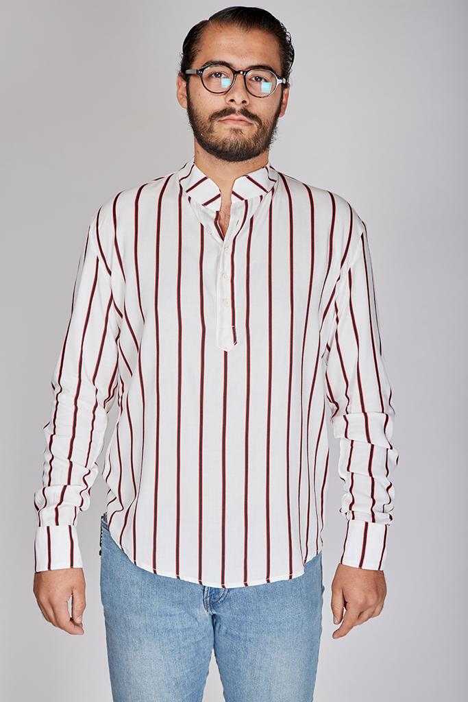 Striped Men's Shirt