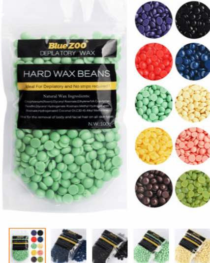 Brazilian Hot Film Wax Beans For Hair Removal