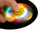 TurboSpeed Hand Spinner ( LED & Glow In The Dark )