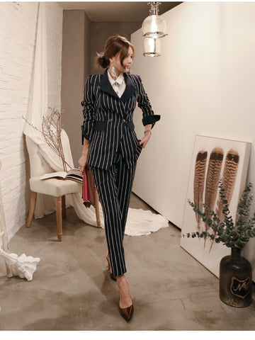 RAINE WOOL JACKET AND TROUSER