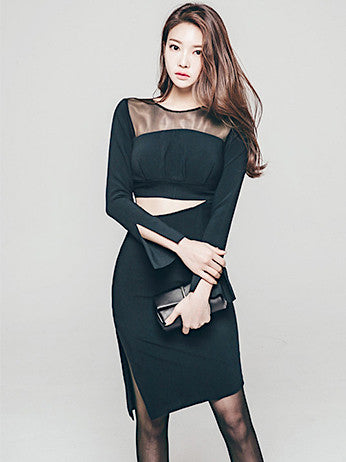 Lauren Dress In Black