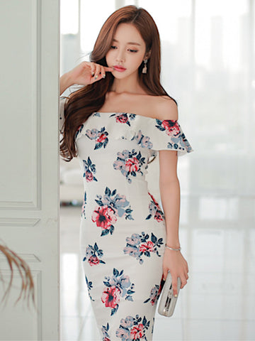 Libbee Floral Dress