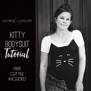 Road Trip Bodysuit - Kitty Hack Tutorial