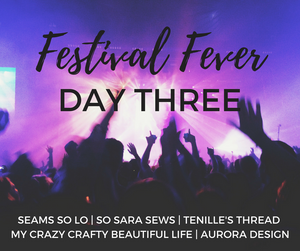Festival Fever Blog Tour: Day Three