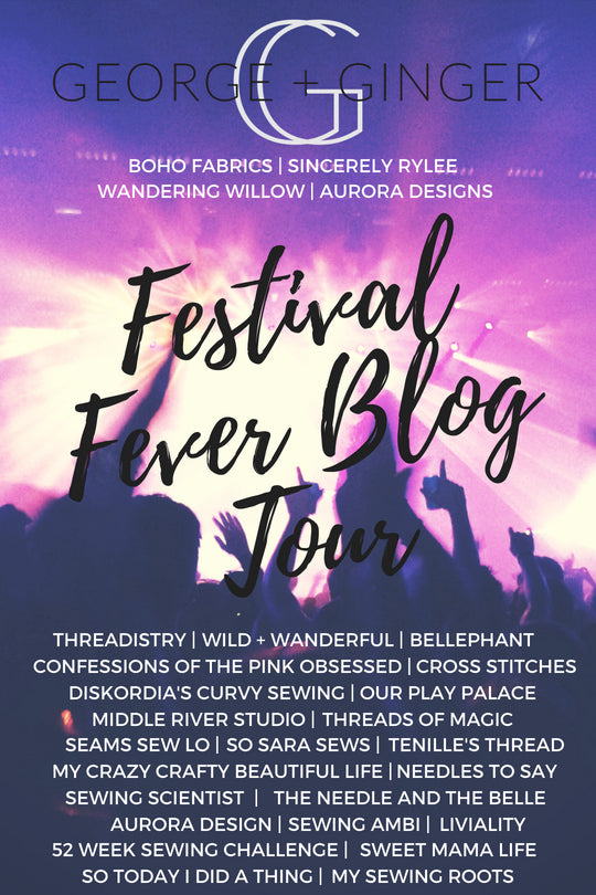 Festival Fever Blog Tour: Day One