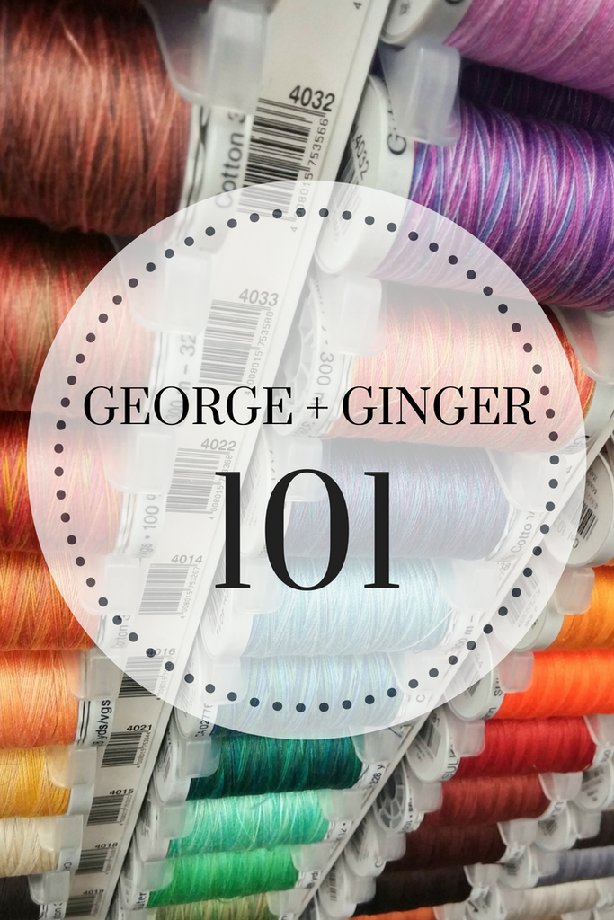 George + Ginger 101