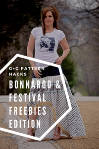 Pattern Hacks: Bonnaroo Bundle and Festival Freebies Edition