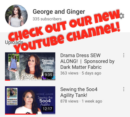 George And Ginger Patterns