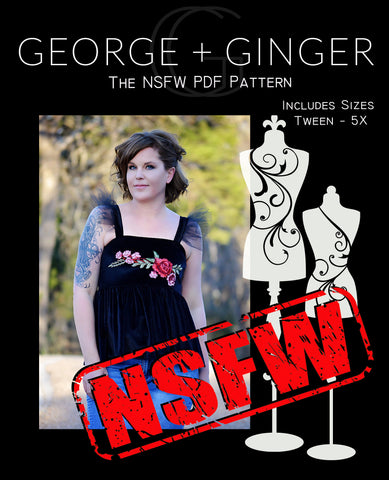 The NSFW PDF Sewing Pattern