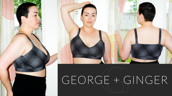 Little Black Bra (YouTube Exclusive) PDF Sewing Pattern