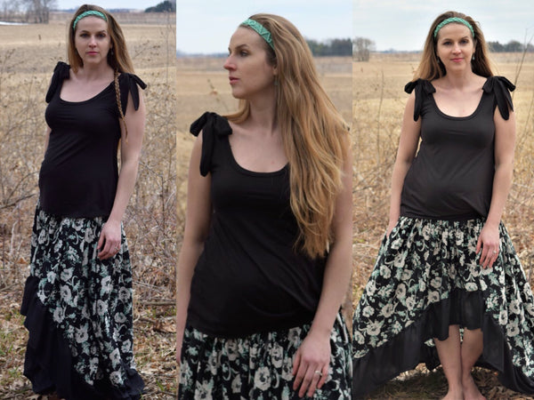 The Bonnaroo Skirts PDF Sewing Pattern