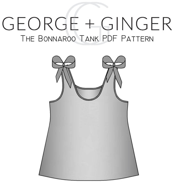 The Bonnaroo Bundle PDF Sewing Pattern