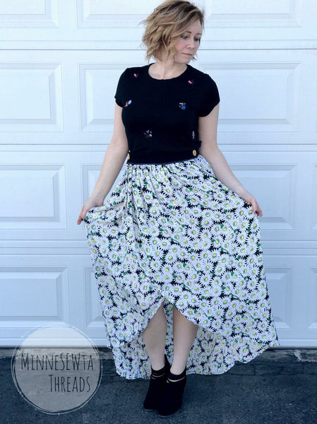 The Festival Freebies PDF Sewing Pattern